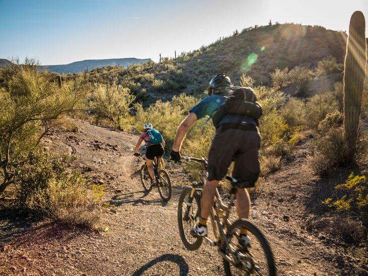 Oasis Community:Enjoy Biking and Hiking in your backyard