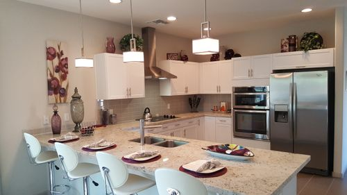 Kitchen-in-Palmira-at-Courtyards at Madison Ranch-in-Phoenix