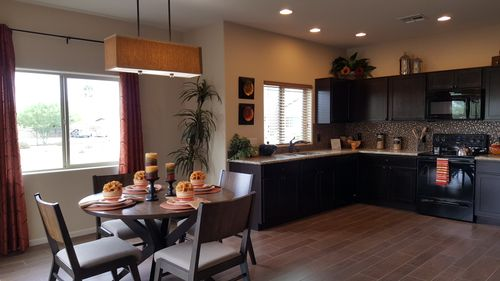 Kitchen-in-Salinas-at-Courtyards at Madison Ranch-in-Phoenix