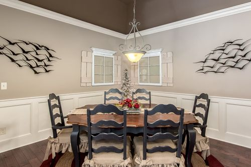 Dining-in-The Bromley II-at-Beavercreek - Build On Your Lot-in-Dayton