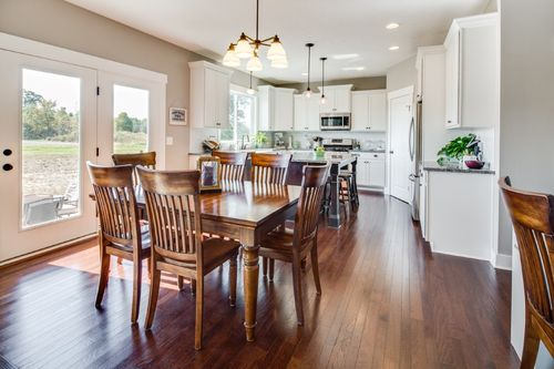 Kitchen-in-The Camden-at-Canton- Build On Your Lot-in-Canton