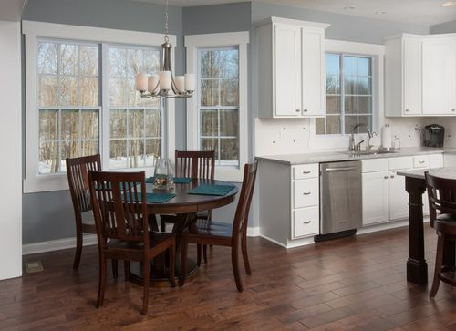 Breakfast-Room-in-The Cascade-at-Mansfield- Build On Your Lot-in-Mansfield