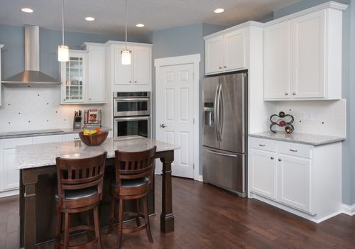 Kitchen-in-The Cascade-at-Canton- Build On Your Lot-in-Canton