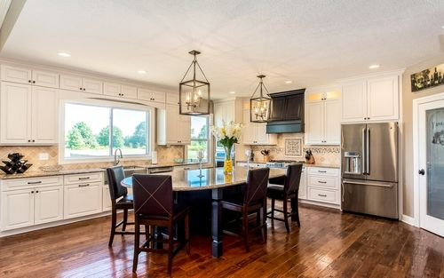 Kitchen-in-The Mackenzie-at-Mansfield- Build On Your Lot-in-Mansfield