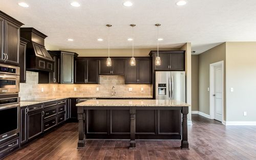 Kitchen-in-The Murphy-at-Beavercreek - Build On Your Lot-in-Dayton