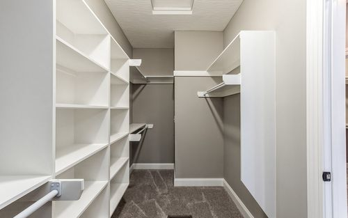 Closet-in-The Oakside A-at-Clermont County - Build On Your Lot-in-New Richmond