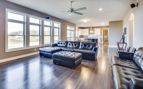 Greatroom-and-Dining-in-The Ryland-at-Canton- Build On Your Lot-in-Canton