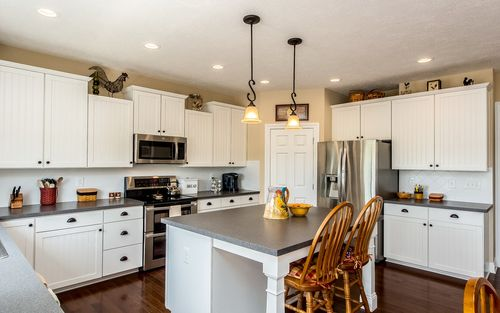 Kitchen-in-The Yorktown-at-Ashland County - Build on Your Lot-in-Ashland
