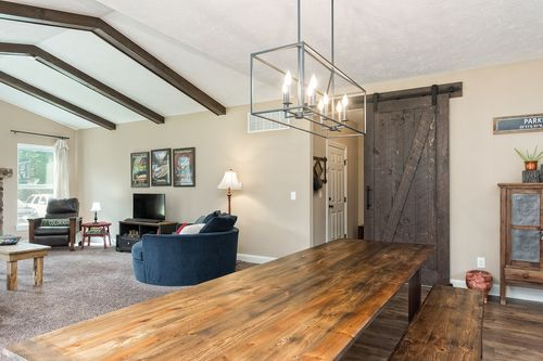 Greatroom-and-Dining-in-The Hawkins-at-Canton- Build On Your Lot-in-Canton