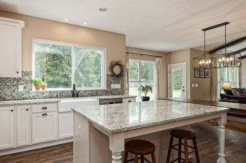 Kitchen-in-The Hawkins-at-Mansfield- Build On Your Lot-in-Mansfield