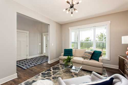 Greatroom-in-The Rosedale-at-Medina Build On Your Lot-in-Medina