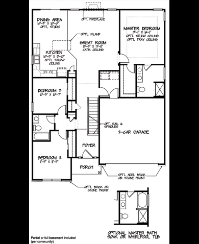 Dominion Homes Floor Plans Columbus Ohio House Design Plans