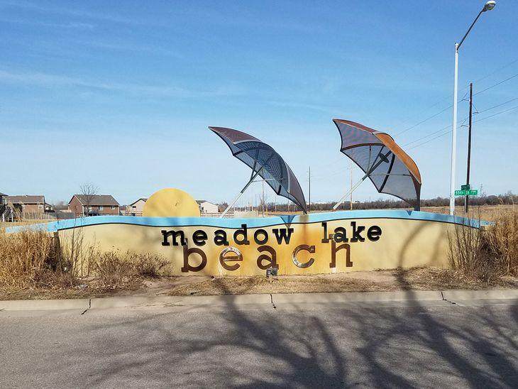 Meadow Lake Beach
