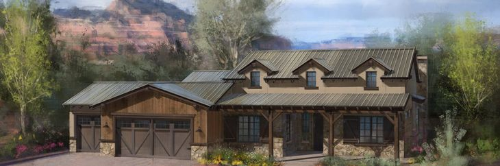The Homestead at Sedona Ranch