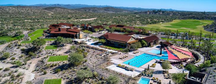 Wickenburg Ranch:Clubhouse