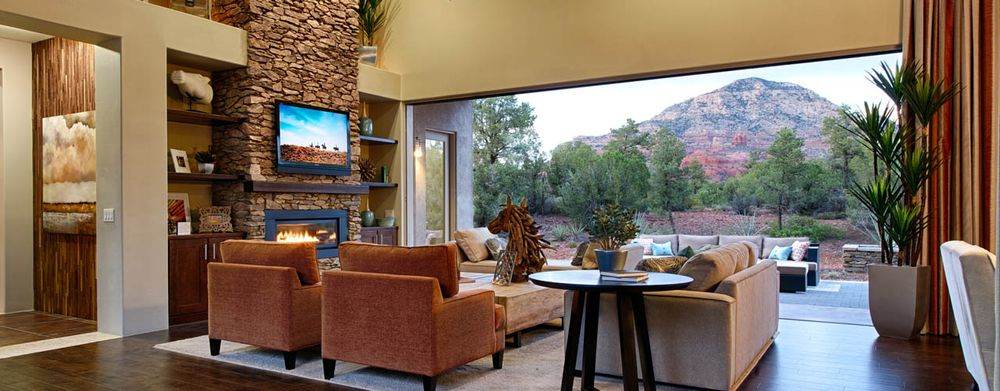 Luxury Homes in Sedona AZ