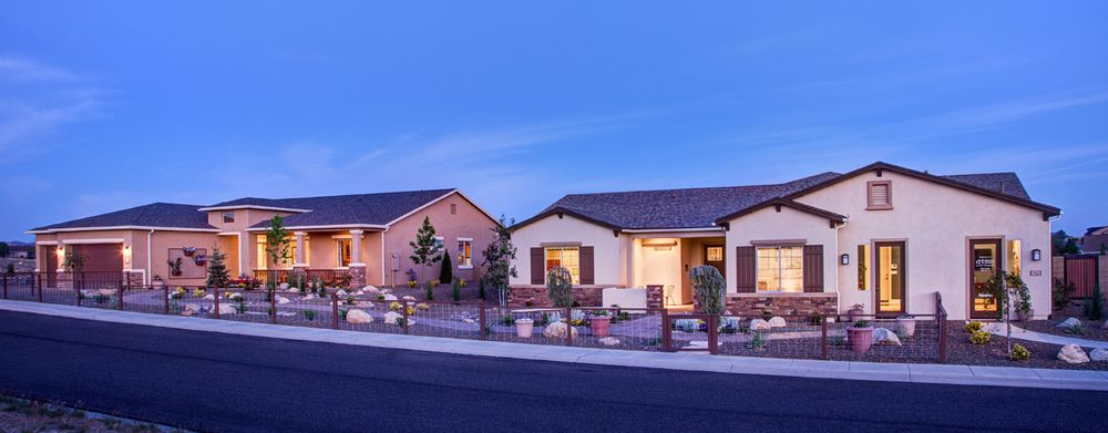 New Homes in Prescott Valley