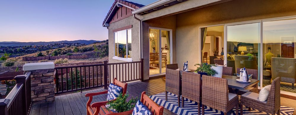 Sonoma Home Plan By Dorn Homes In Pinnacle Views At