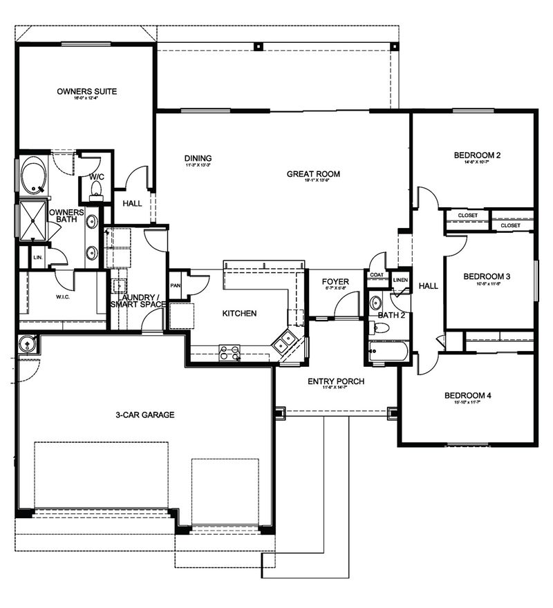 Juniper: Floorplan
