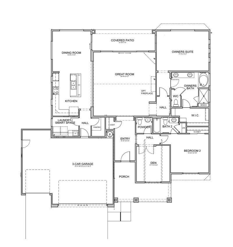 Primrose Floorplan