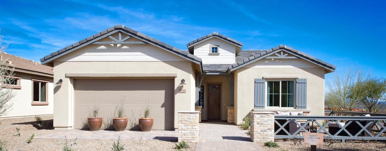 Exterior featured in the Sweet Caroline By Dorn Homes  in Phoenix-Mesa, AZ