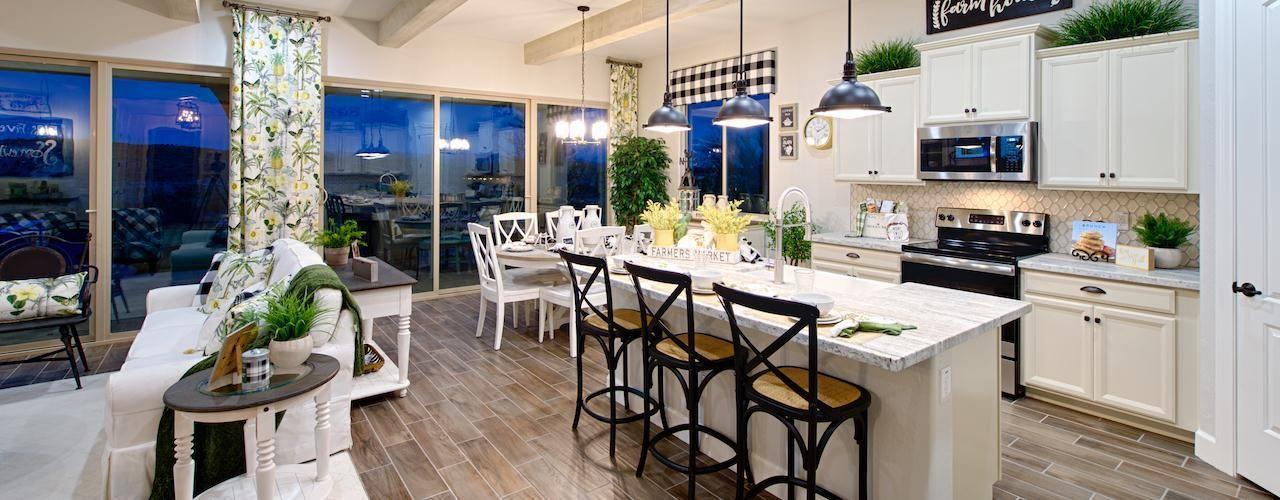 Kitchen featured in the Sweet Caroline By Dorn Homes  in Phoenix-Mesa, AZ