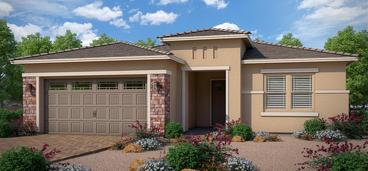 Exterior featured in the Laurel By Dorn Homes  in Prescott, AZ