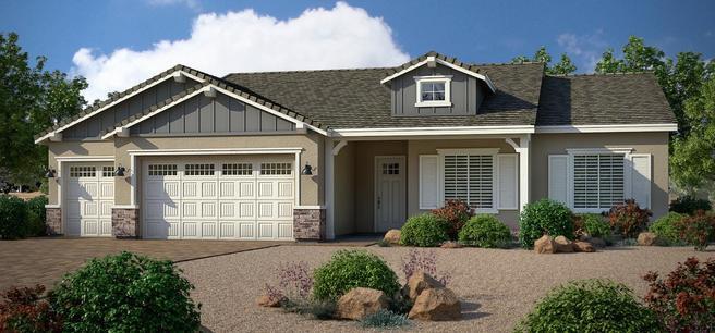 5393 Rocky Vista Drive (Primrose)