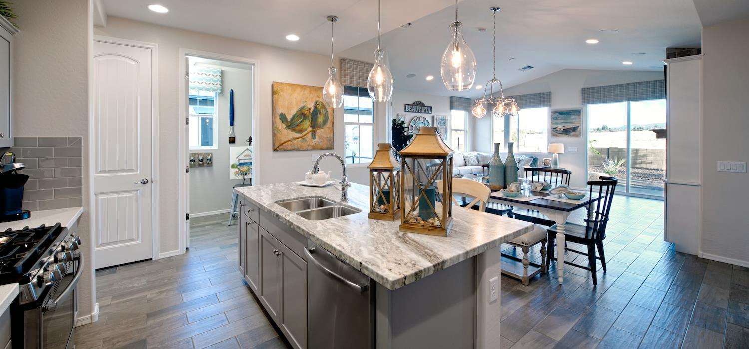 Living Area featured in the Austin By Dorn Homes  in Prescott, AZ