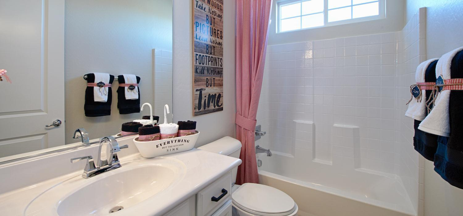 Bathroom featured in the Montana By Dorn Homes  in Prescott, AZ