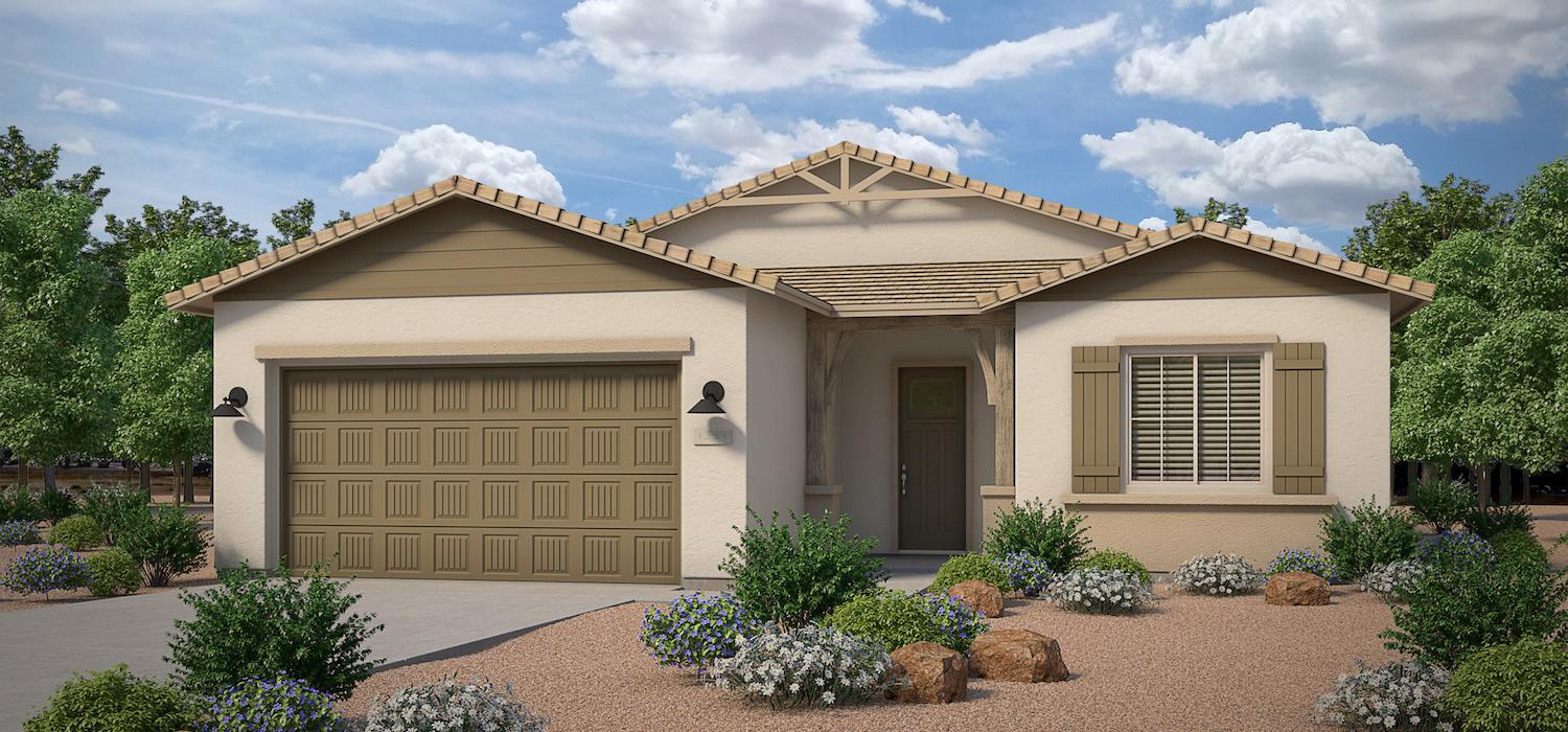 Exterior featured in the Hotel California By Dorn Homes  in Phoenix-Mesa, AZ
