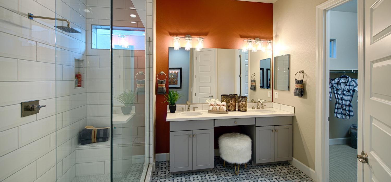 Bathroom featured in the Hotel California By Dorn Homes  in Phoenix-Mesa, AZ