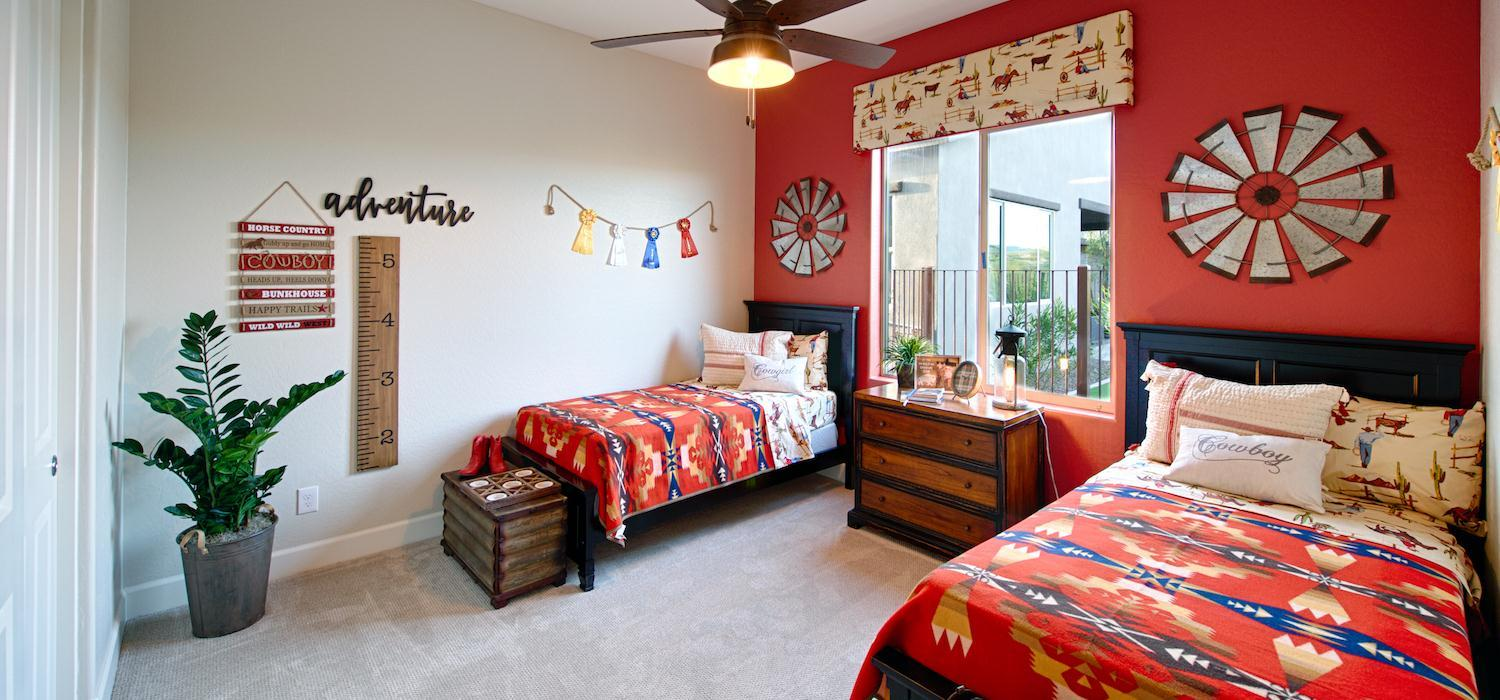 Bedroom featured in the Wild Horses By Dorn Homes  in Phoenix-Mesa, AZ