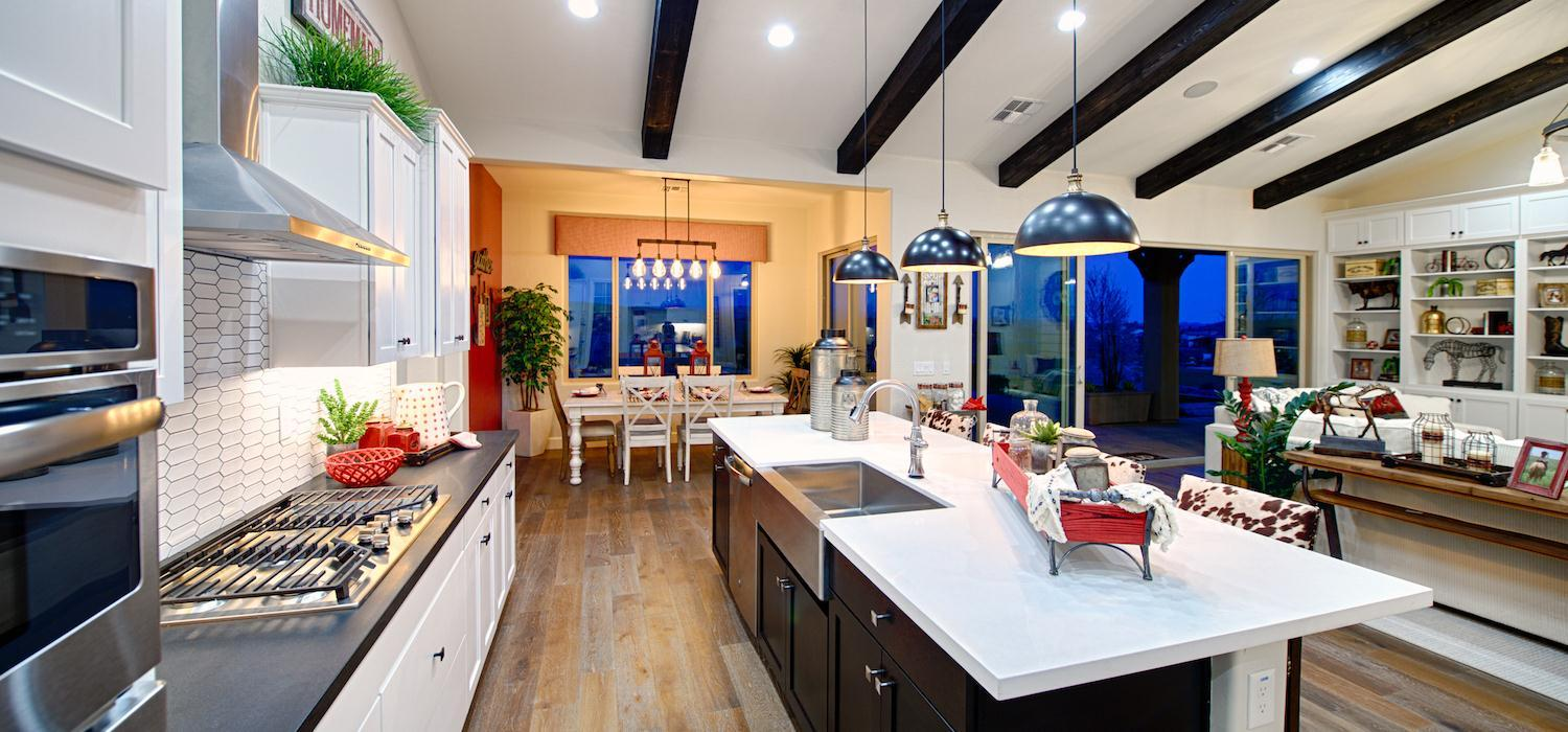 Kitchen featured in the Wild Horses By Dorn Homes  in Phoenix-Mesa, AZ