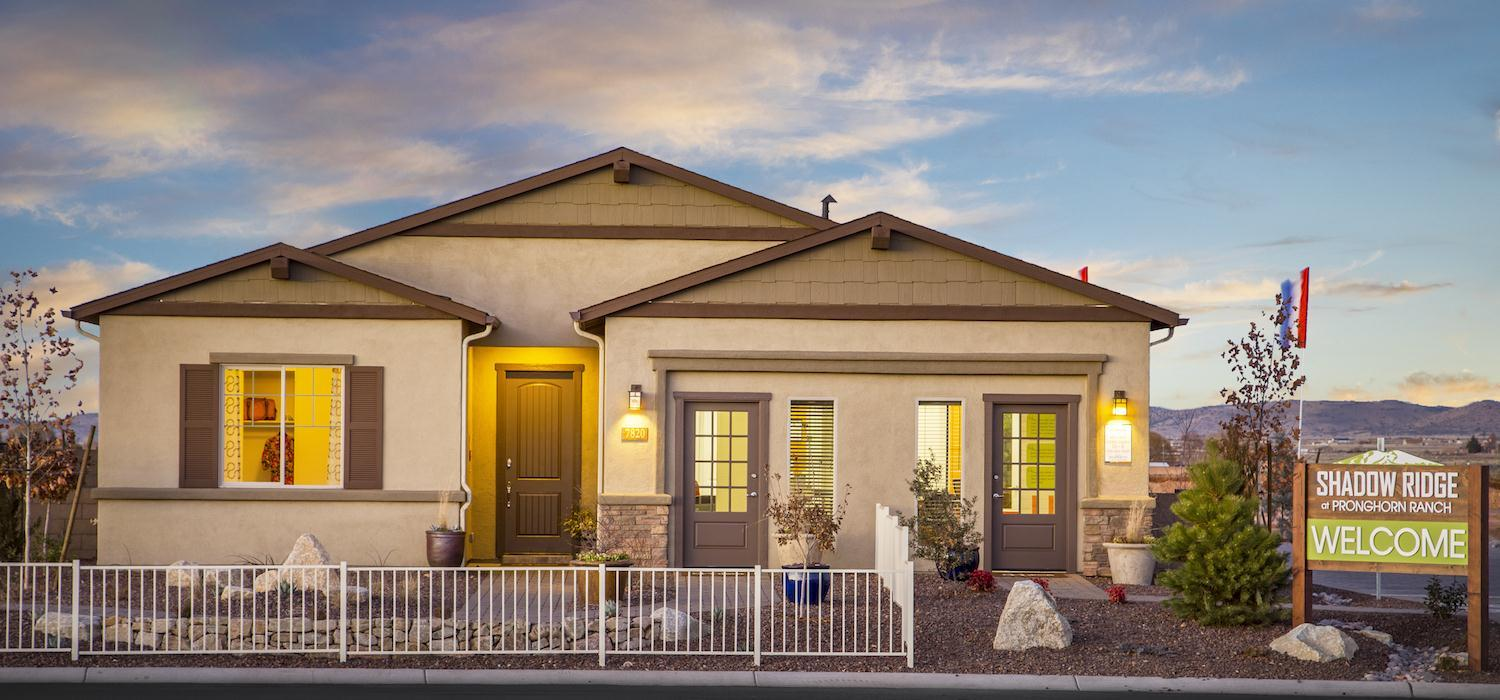 Exterior featured in the Marigold By Dorn Homes  in Prescott, AZ