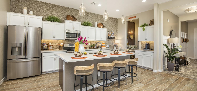 Kitchen featured in the Marigold By Dorn Homes  in Prescott, AZ