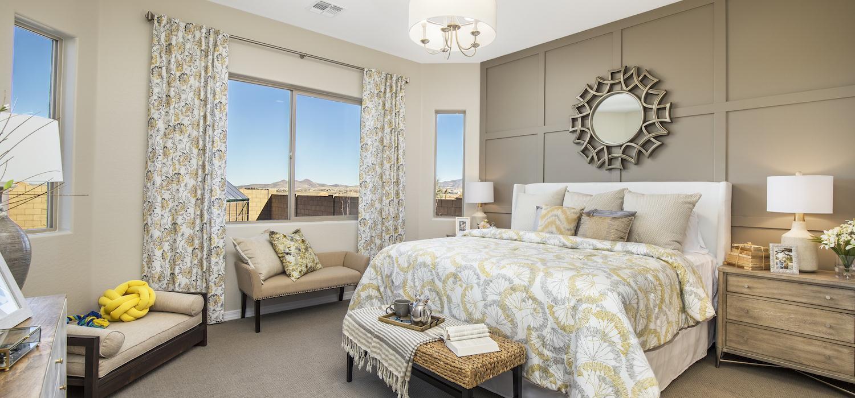 Bedroom featured in the Marigold By Dorn Homes  in Prescott, AZ
