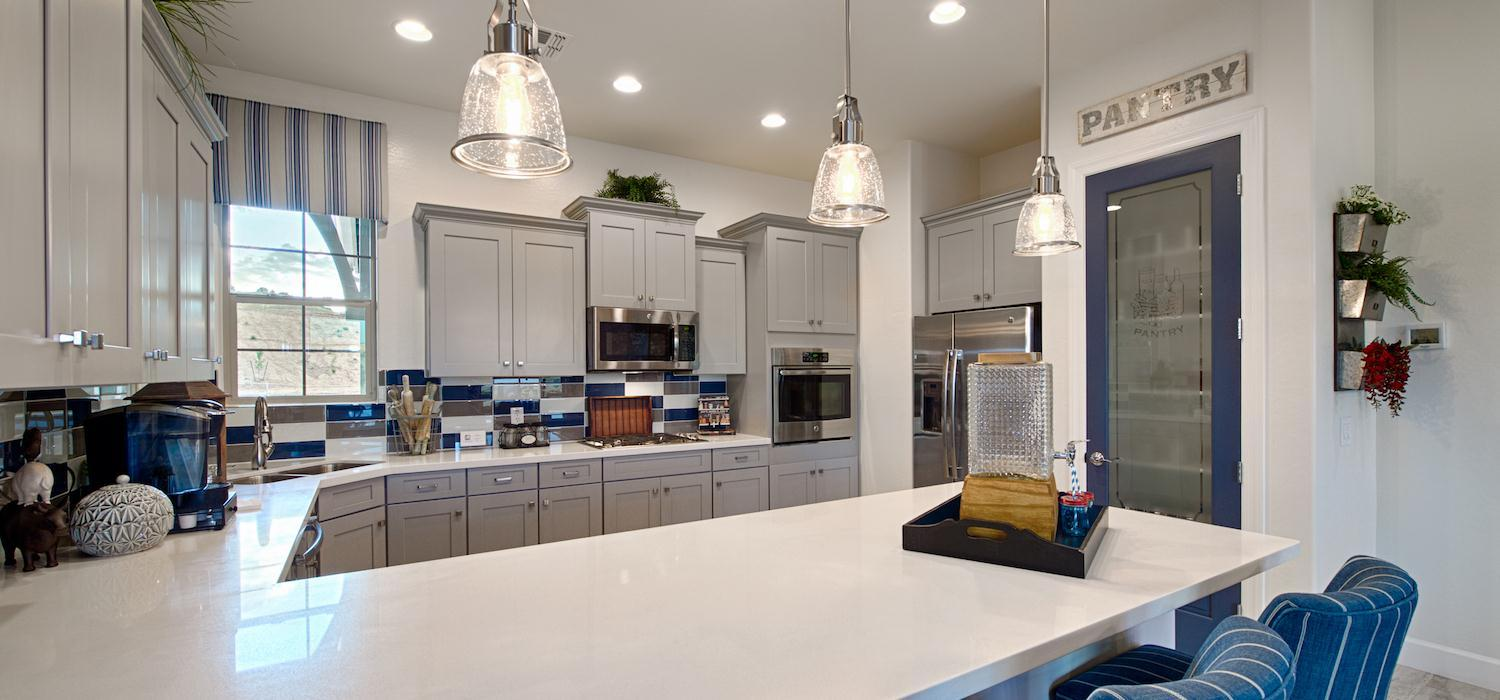 Kitchen featured in the Morning Star By Dorn Homes  in Prescott, AZ