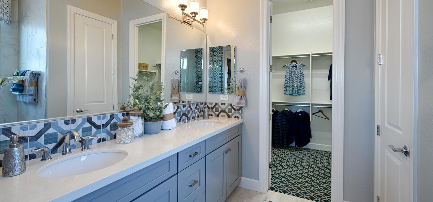 Bathroom featured in the Morning Star By Dorn Homes  in Prescott, AZ