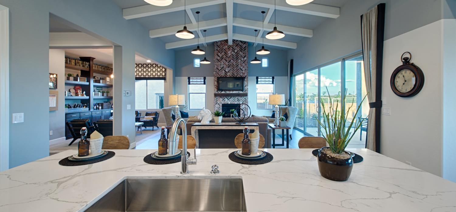 Living Area featured in the Tarragon By Dorn Homes  in Prescott, AZ