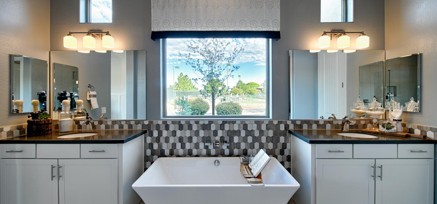 Bathroom featured in the Tarragon By Dorn Homes  in Prescott, AZ