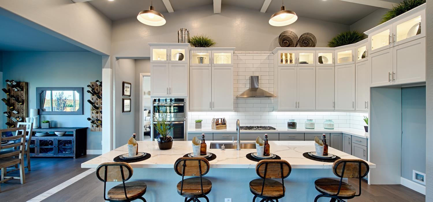Kitchen featured in the Come Together By Dorn Homes  in Phoenix-Mesa, AZ