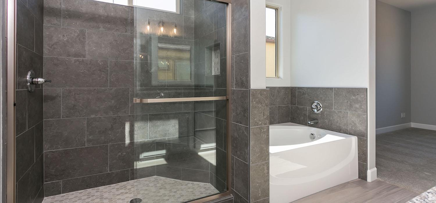 Bathroom featured in the Larkspur By Dorn Homes  in Prescott, AZ