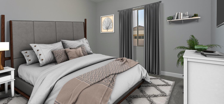 Bedroom featured in the Larkspur By Dorn Homes  in Prescott, AZ
