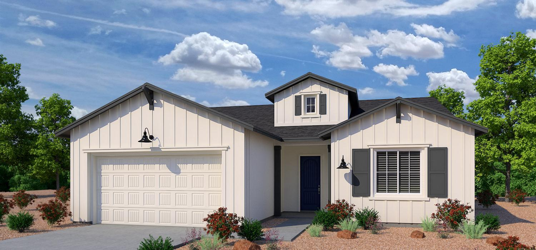 Exterior featured in the Durango By Dorn Homes  in Prescott, AZ