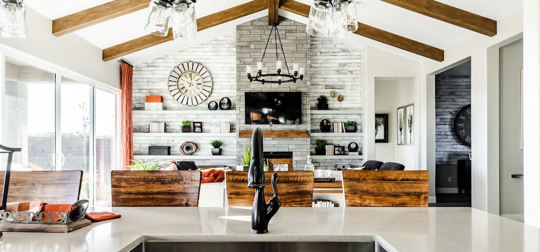 Kitchen featured in the Monarch By Dorn Homes  in Prescott, AZ