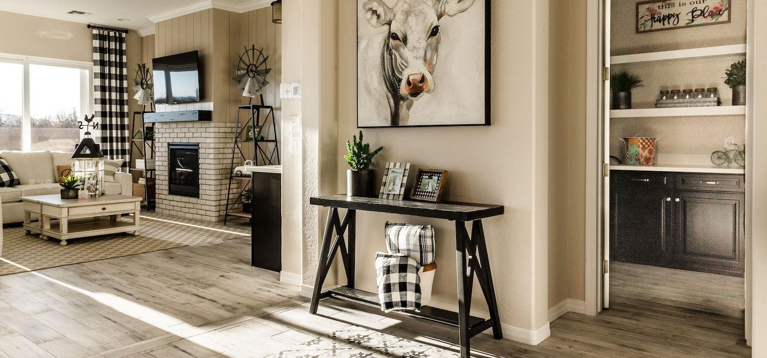Living Area featured in the Durango By Dorn Homes  in Prescott, AZ