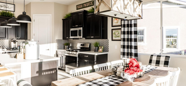 Kitchen featured in the Durango By Dorn Homes  in Prescott, AZ
