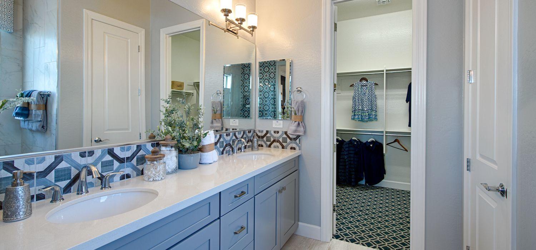 Bathroom featured in the Gunnison By Dorn Homes  in Prescott, AZ