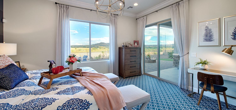 Bedroom featured in the Gunnison By Dorn Homes  in Prescott, AZ